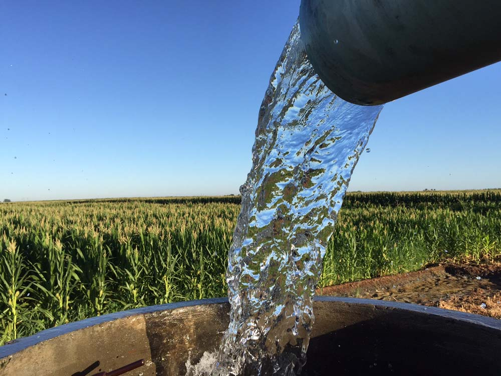 CA agricultural and real estate interests worsening water crisis