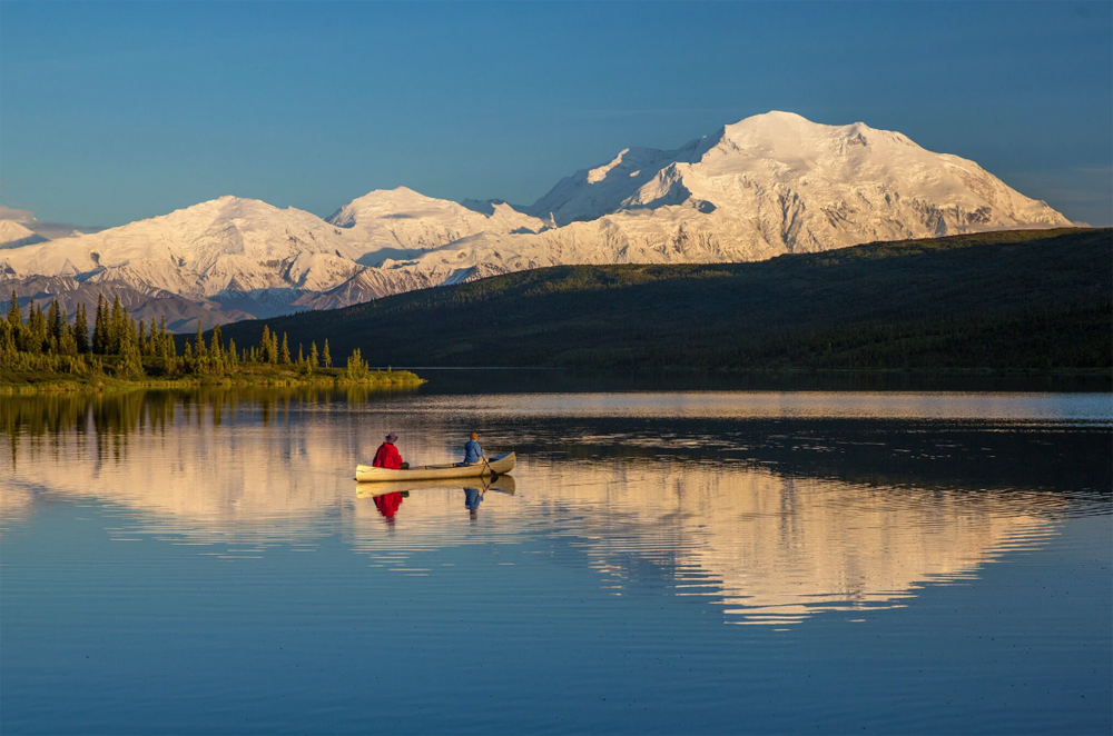 Plan to drive to Alaska, explore, do somefly fishing? Hold on a minute