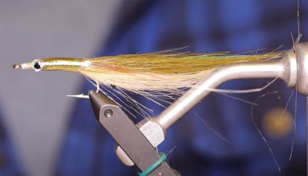 Fly Tying: This Albacore Candy fly may have crossover possibilities?