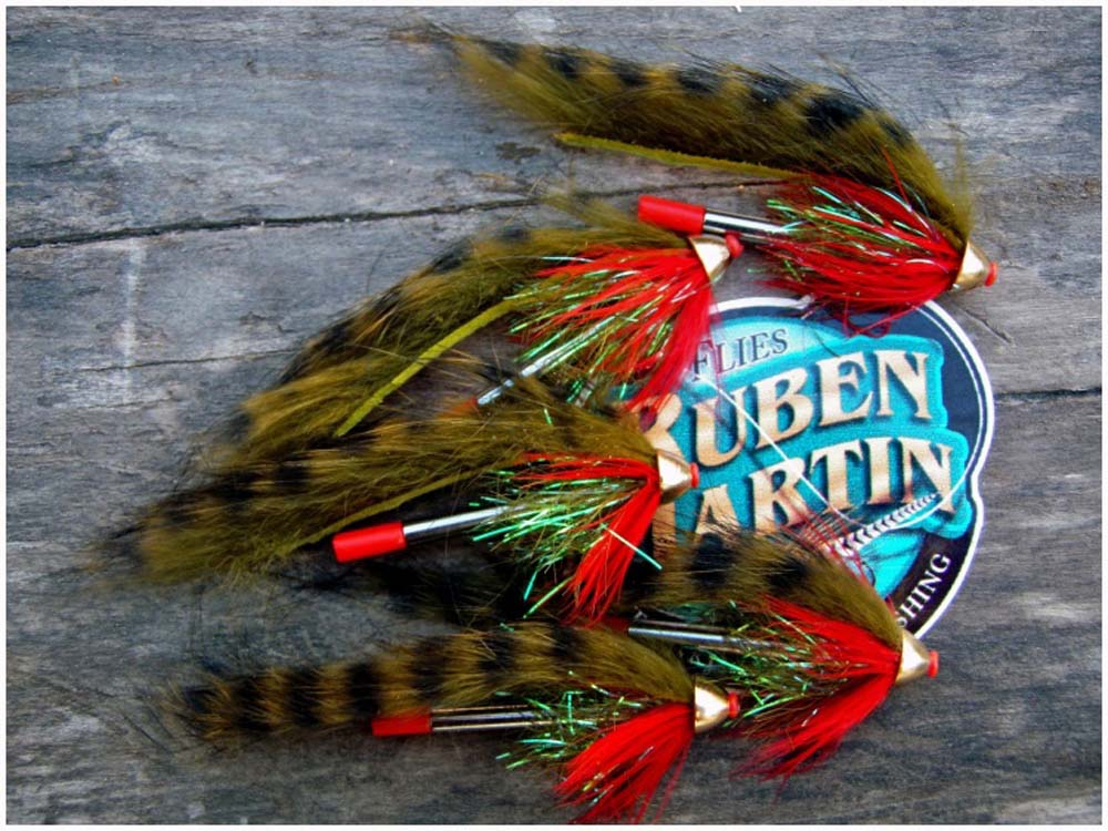 At The Bench: Tying the Inverted Zonker by Ruben Martin