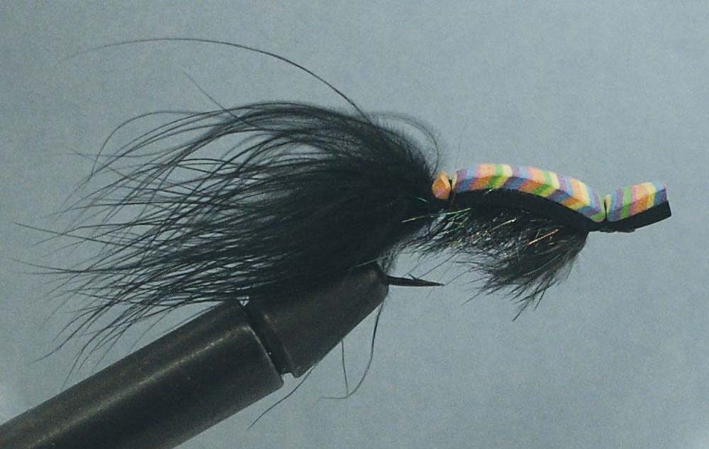 If it's a topwater fly and it 'gurgles,' it's Gartside's Gurgler